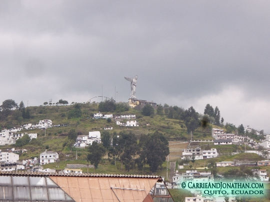 Bus From Quito, Ecuador to Las Lajas, Colombia - Travel the