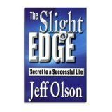 Book Cover for The Slight Edge by Jeff Olson